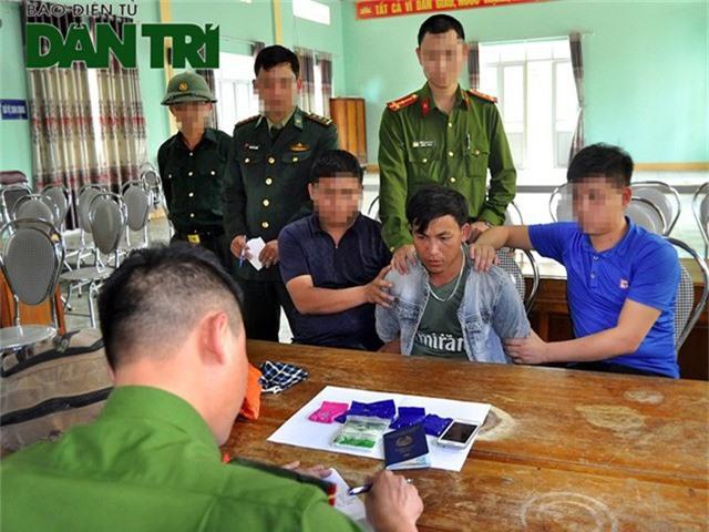 Đối tượng Neeng Po Dang bị lực lượng chức năng Việt Nam tại Hà Tĩnh bắt giữ.