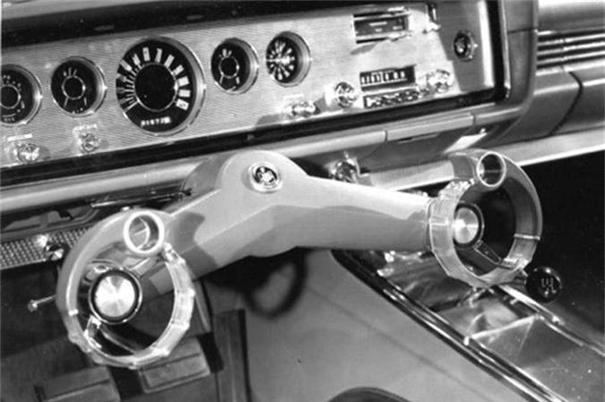 Những kiểu vô-lăng ôtô lạ mắt nhất thế giới