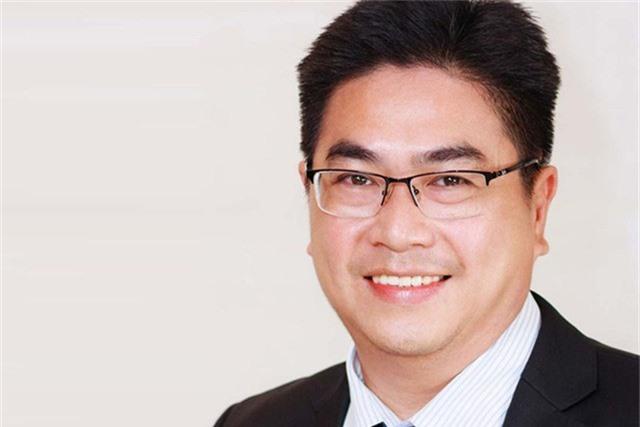 Ông Bùi Xuân Huy - Tổng giám đốc Novaland