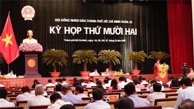 Các đại biểu HĐND TPHCM đã chuyển đến Sở Tài nguyên Môi trường ý kiến của cử tri nhiều quận huyện phàn nàn về công tác cấp giấy chứng nhận