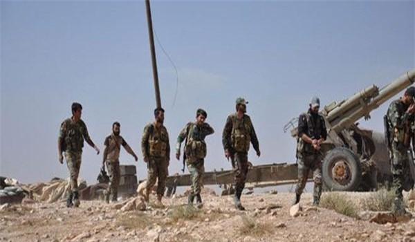Quân đội Syria đánh phiến quân IS tan tác ở Deir Ezzur.
