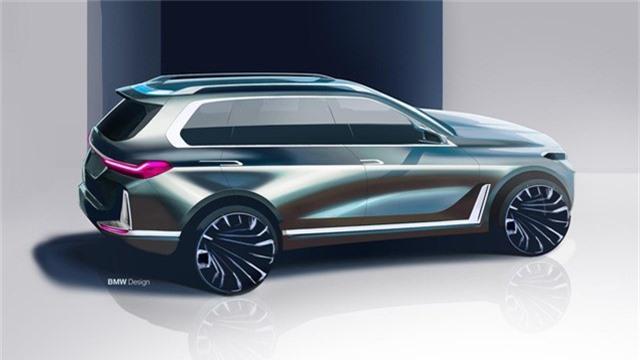 BMW sẽ sản xuất SUV full-size X8 với giá đắt hơn cả siêu xe i8 Roadster