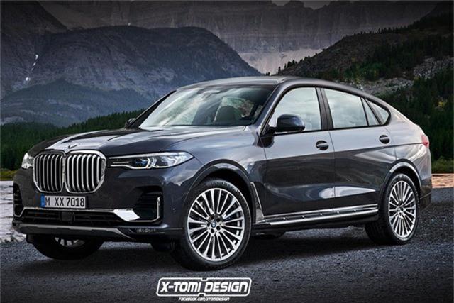 BMW sẽ sản xuất SUV full-size X8 với giá đắt hơn cả siêu xe i8 Roadster - Ảnh 1.