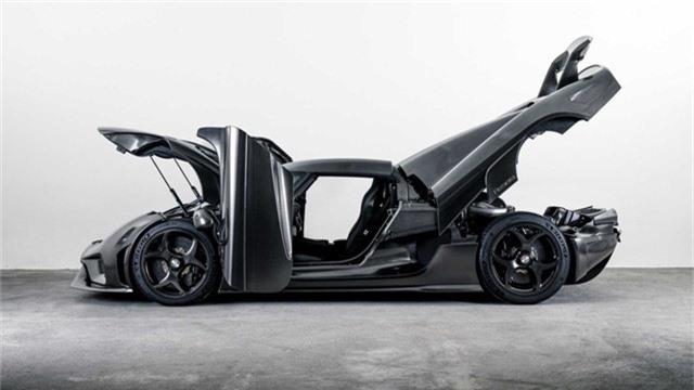 Đại gia chơi bạo: Mua siêu xe Koenigsegg Regera 2 triệu đô nhưng yêu cầu không sơn, không che phủ hay bảo vệ gì hết - Ảnh 1.