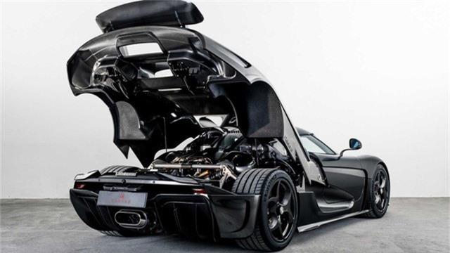 Đại gia chơi bạo: Mua siêu xe Koenigsegg Regera 2 triệu đô nhưng yêu cầu không sơn, không che phủ hay bảo vệ gì hết - Ảnh 2.