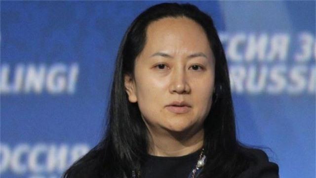 Bà Mạnh Vãn Chu (Ảnh: AFP)
