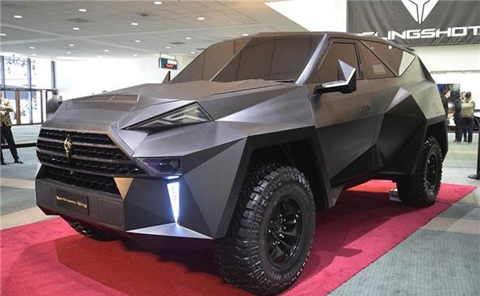 Cận cảnh Karlmann King 2,2 triệu USD - Siêu SUV