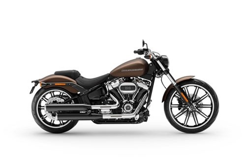 1. Harley-Davidson Breakout 2019.