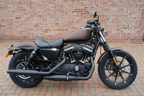 10. Harley-Davidson Iron 883 2019.