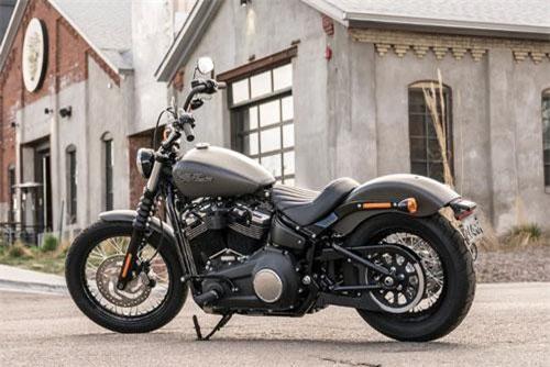 2. Harley-Davidson Street Bob 2019.
