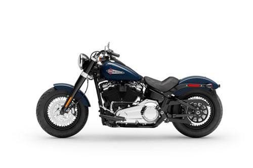 3. Harley-Davidson Softail Slim 2019.