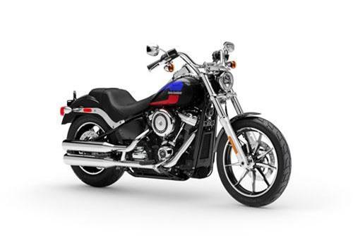 5. Harley-Davidson Low Rider 2019.