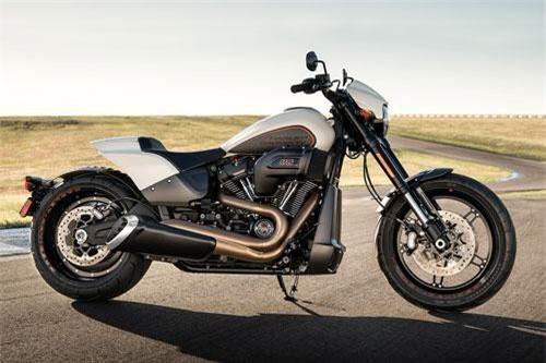 6. Harley-Davidson FXDR 114 2019.