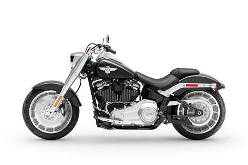7. Harley-Davidson Softail Fat Boy 2019.