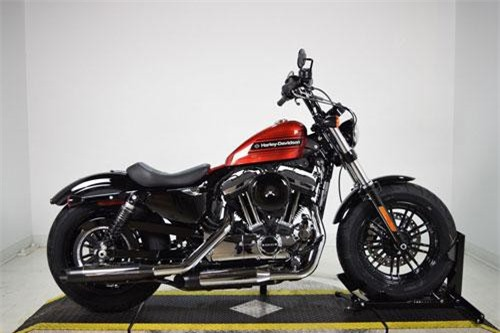 9. Harley-Davidson Forty-Eight Special 2019.