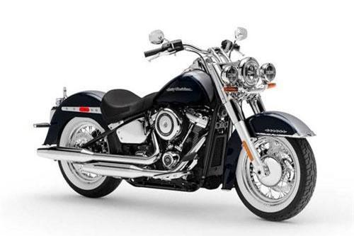 4. Harley-Davidson Softail Deluxe 2019.