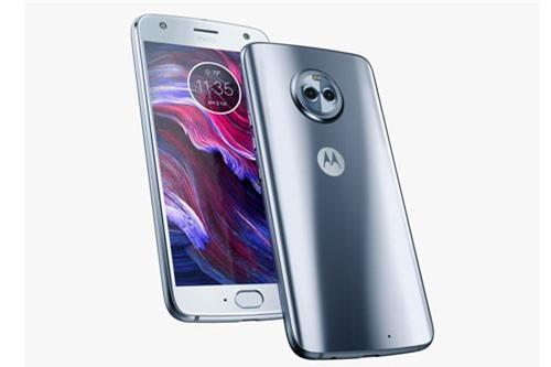 Motorola Moto X4.