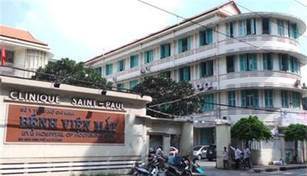 Bệnh viện Mắt TPHCM xảy ra nhiều sai phạm về tài chính (ảnh: NLD)