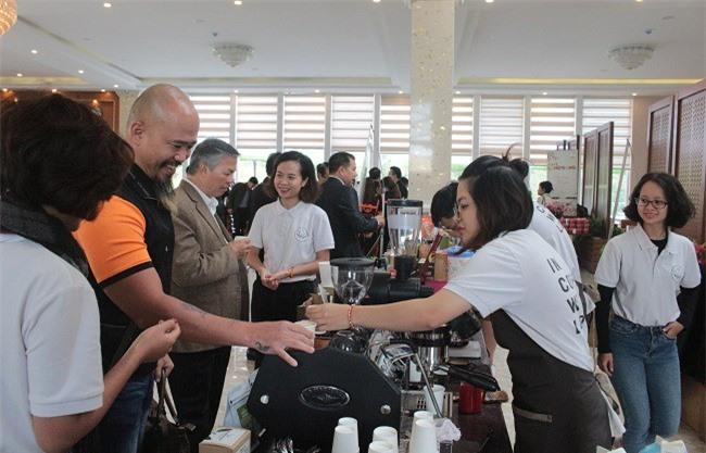 Thử cà phê đặc sản của Lâm Đồng