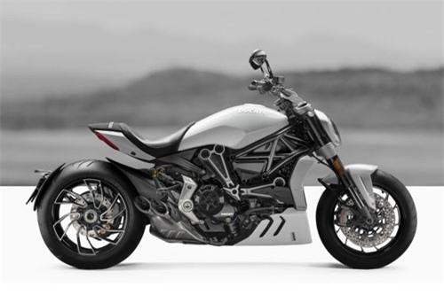 10. Ducati XDiavel S 2019 (giá khởi điểm: 24.295 USD).