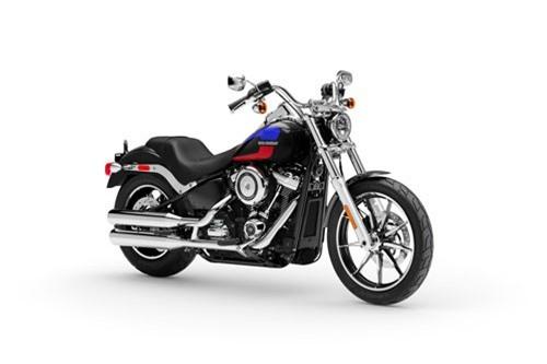 8. Harley-Davidson Low Ride 2019 (giá khởi điểm: 15.049 USD).