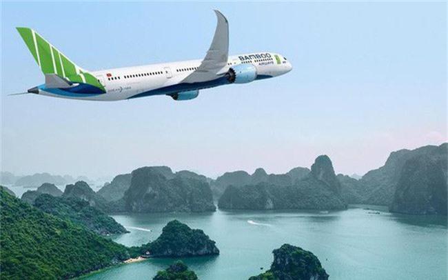 Bamboo Airways vua nhan may bay dau tien, cho cuoi thang cat canh hinh anh 1