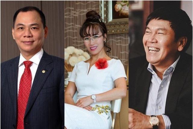 Cú bán tháo đột ngột, Top giàu nhất Việt Nam mất gần 4.000 tỷ đồng - Ảnh 1.