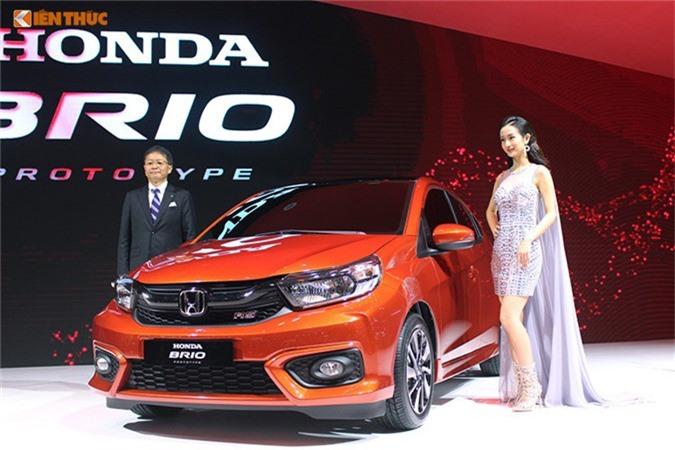 Honda Brio 2019 sap ban tai Viet Nam, dau Vinfast Fadil-Hinh-10