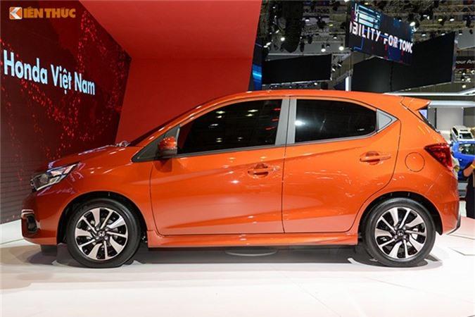 Honda Brio 2019 sap ban tai Viet Nam, dau Vinfast Fadil-Hinh-2
