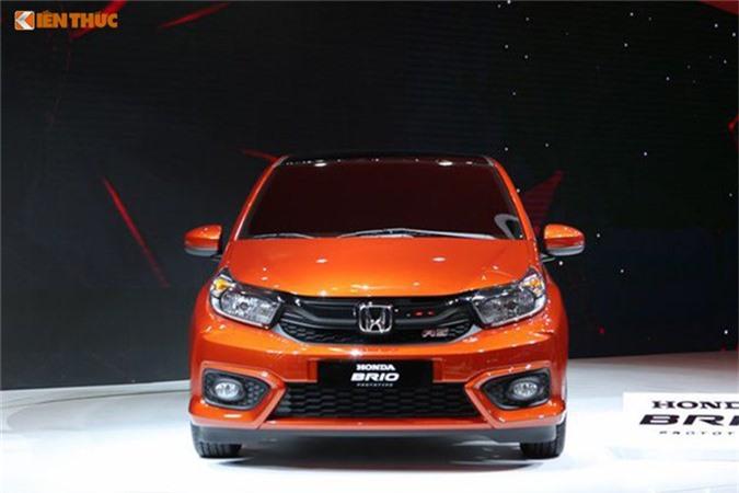 Honda Brio 2019 sap ban tai Viet Nam, dau Vinfast Fadil-Hinh-3