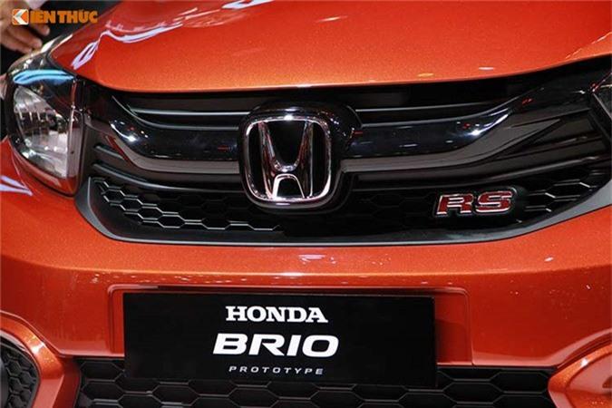 Honda Brio 2019 sap ban tai Viet Nam, dau Vinfast Fadil-Hinh-4