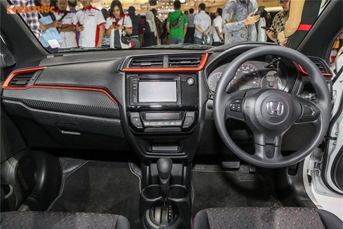 Honda Brio 2019 sap ban tai Viet Nam, dau Vinfast Fadil-Hinh-6