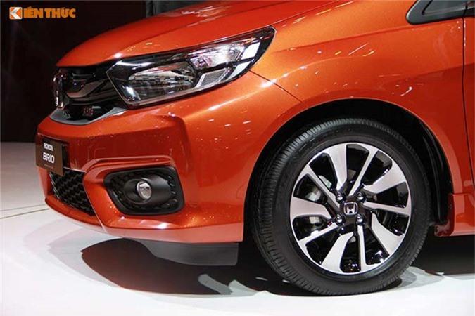 Honda Brio 2019 sap ban tai Viet Nam, dau Vinfast Fadil-Hinh-8