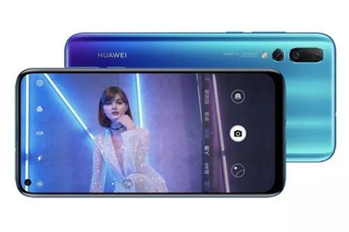 Huawei Nova 4 sử dụng khung viền bằng kim loại, 2 bề mặt phủ kính cường lực. Máy có kích thước 157x75,1x7,8 mm, cân nặng 172 g.