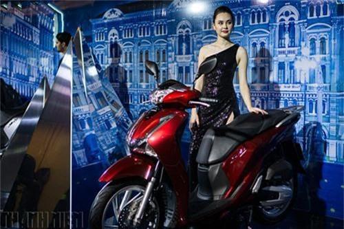 Top xe ga cao cấp thời trang, cá tính cho phụ nữ Việt - ảnh 5