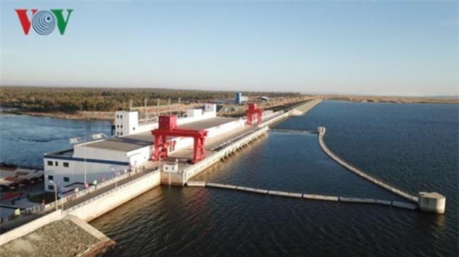 Nhà máy thủy điện Se San 2. Ảnh trong bài: VOV
