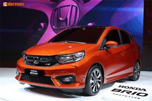 Song song cùng việc bán ra mẫu xe Accord 2019 vào năm sau, Honda Việt Nam (HVN) cũng thông báo về việc cho đặt cọc mẫu hatchback hạng A Honda Brio mới giá rẻ. Tương tự Accord 2019, Civic 2019 và BR-V 2019, Honda Brio cũng sẽ được giới thiệu tại Việt Nam vào năm sau.