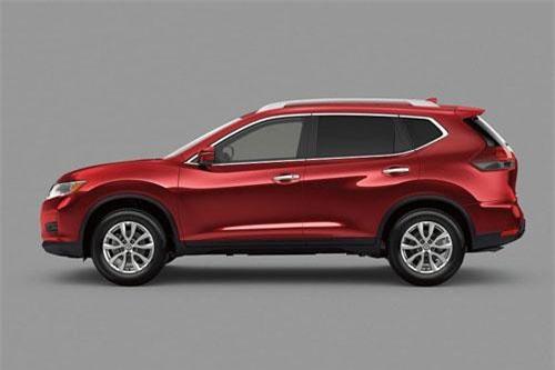 5. Nissan Rogue (doanh số: 369.587 chiếc).