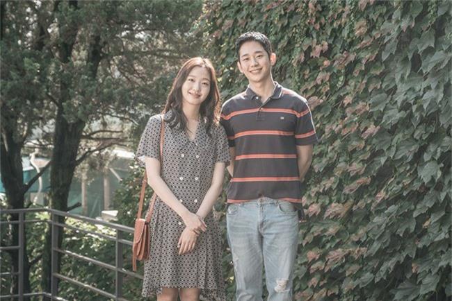 Jung Hae In đóng cặp với Kim Go Eun nhưng lại trông giống đôi bạn thân hơn là tình nhân - Ảnh 2.
