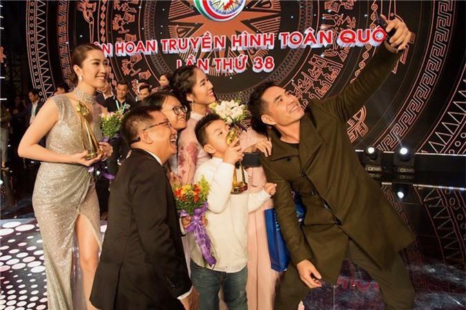 Trung Dũng, Thuý Ngân, Lê Phương mong khán giả ủng hộ cái kết Gạo nếp gạo tẻ - Ảnh 2.