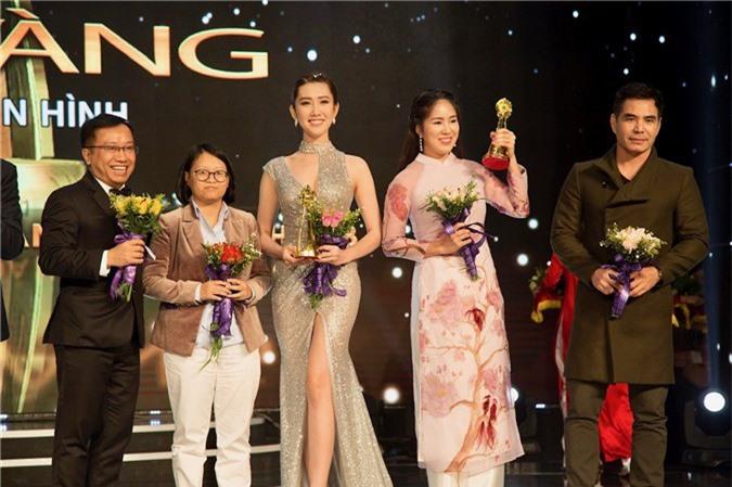 Trung Dũng, Thuý Ngân, Lê Phương mong khán giả ủng hộ cái kết Gạo nếp gạo tẻ - Ảnh 5.