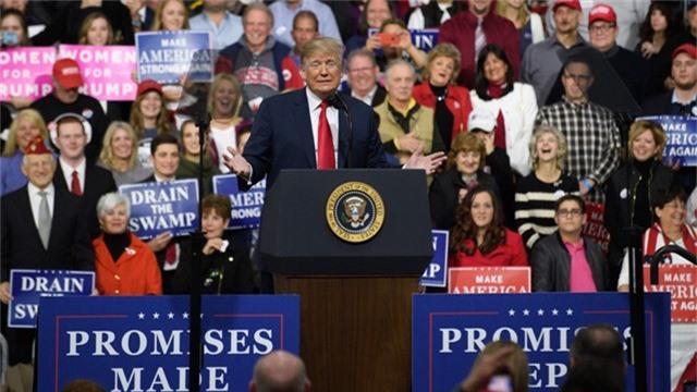 Donald Trump - nhà lãnh đạo gây xôn xao chính trường thế giới năm 2018 - Ảnh 2.