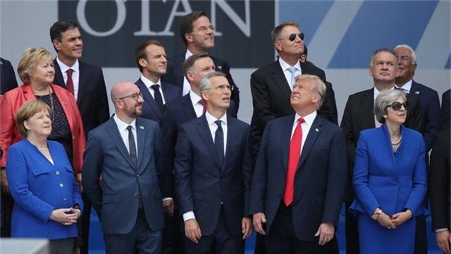 Donald Trump - nhà lãnh đạo gây xôn xao chính trường thế giới năm 2018 - Ảnh 4.