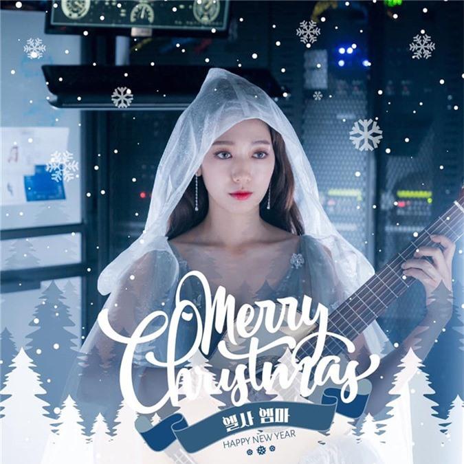 Park Shin Hye và Hyun Bin tình tứ đêm Giáng sinh-2