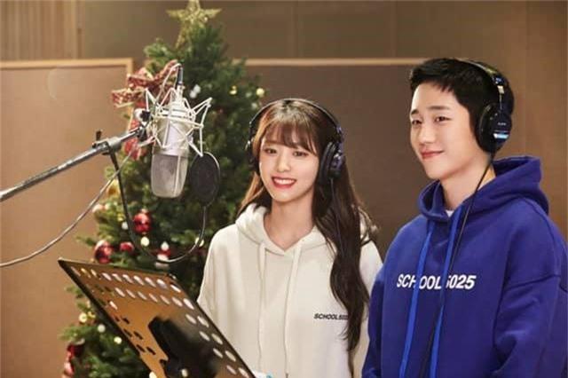 Park Shin Hye và Hyun Bin tình tứ đêm Giáng sinh-7