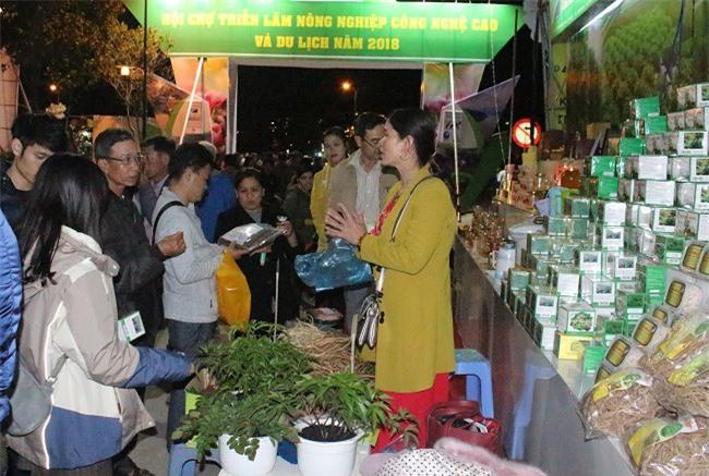 Giới thiệu các loại dược liệu và sản phẩm từ cây dược liệu của Lâm Đồng