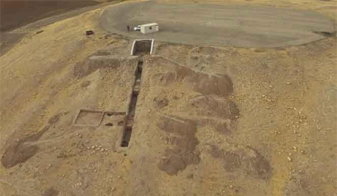 10. Xác định được vị trí của thành phố hoàng gia cổ đại Mardaman ở Iraq. Đây là một thành phố nổi tiếng của đế chế Assyria ở vùng Lưỡng Hà, từng được ghi chép trong nhiều tư liệu lịch sử cổ. Thành phố được phát hiện từ các cuộc khảo sát mới nhất bằng vệ tinh.