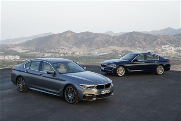 THACO đưa BMW 5-Series mới về Việt Nam ngay trước Tết - Ảnh 1.