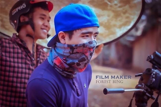 Đạo diễn trẻ nặng lòng với văn hoá Tây Nguyên Y Lâm Đăng Bing