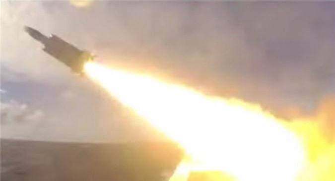 Đài Loan 'khoe' tên lửa chống tàu giữa lúc căng thẳng với Trung Quốc